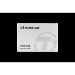 Transcend SSD 2TB 220Q SATA III 2.5 Inch Internal